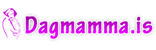 dagmamma.is logo