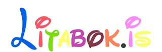 litabok.is logo